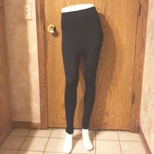 Cass Invisibellas Black Leggings